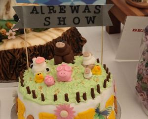 Alrewas Show Cookery 2019