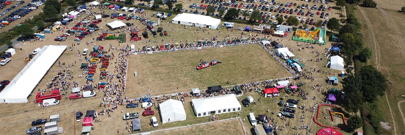 The Alrewas Show Facilities & Accessibility page banner image