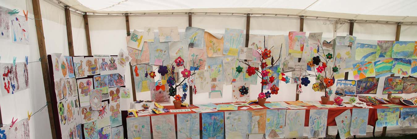 The Alrewas Show Children and Students Arts page banner image