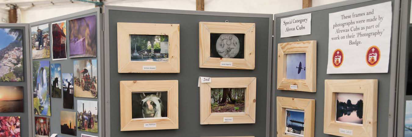 The Alrewas Show Photography page banner image
